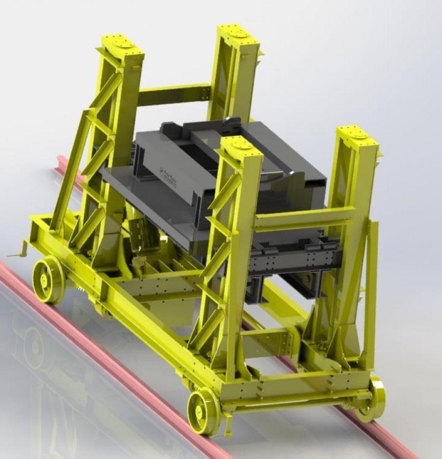 DİM-01 Katlar Arası Taşıma Platformu